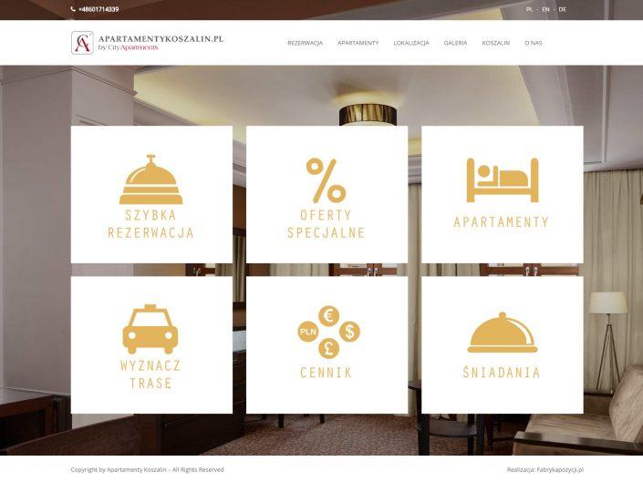 strony internetowe www kołobrzeg